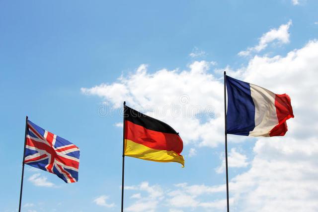 آلمان، فرانسه ، انگلیس