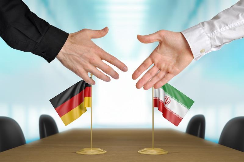 آلمان و تحریم ایران