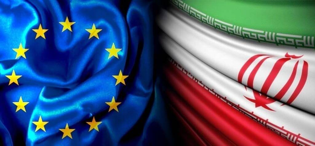 تجارت ایران اروپا