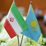 ایران قزاقستان