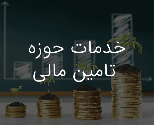 خدمات حوزه تامین مالی-موسسه حقوقی داد و خرد