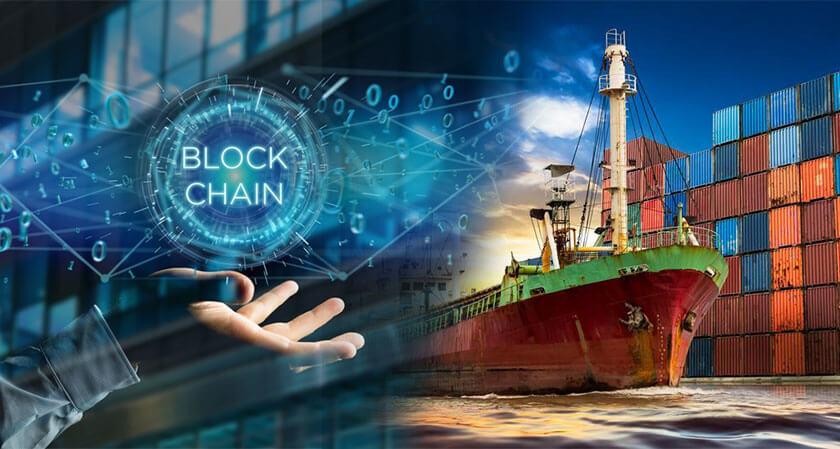 بلاک چین و حمل و نقل دریایی -موسسه حقوقی داد و خرد